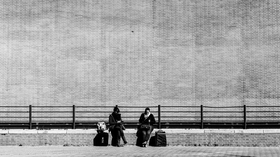 La soledad de la compañía