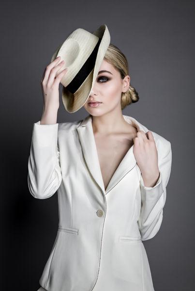 Retrato de moda