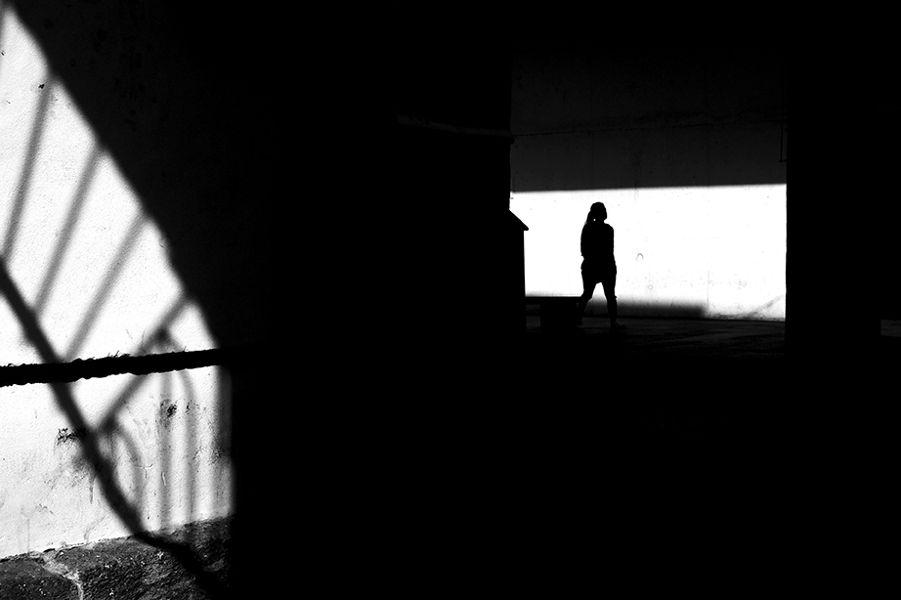 A contra luz