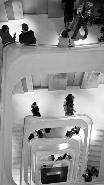 La escalera Dante