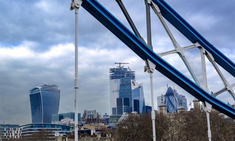 Futuro arquitectónico. Londres