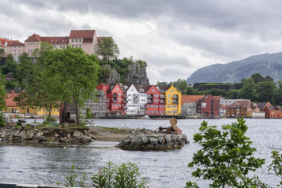 Estampa Noruega