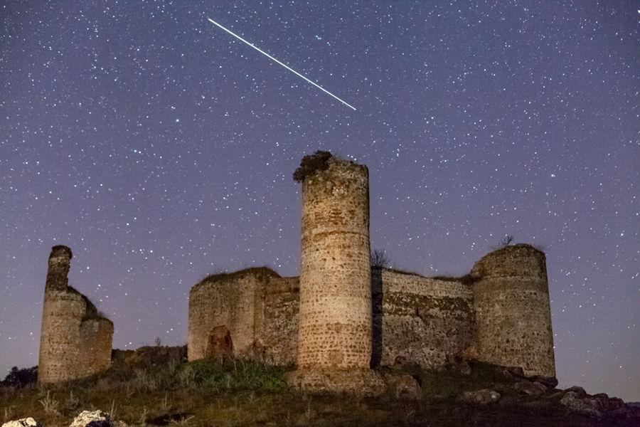 Ruinas del castillo de las Tres Torres