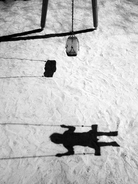 A la sombra del columpio
