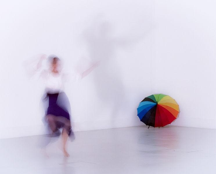 bailando colores