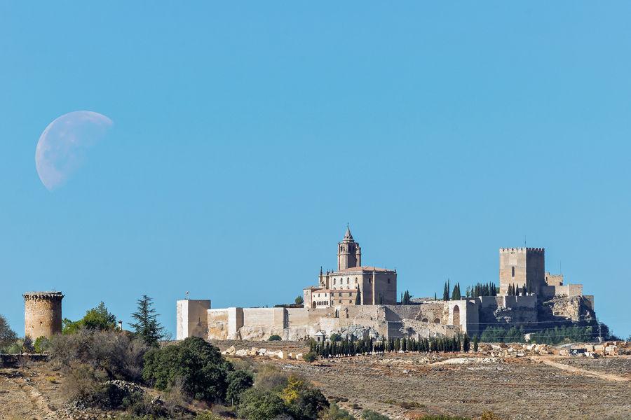 Amanece entre Atalaya y Fortaleza