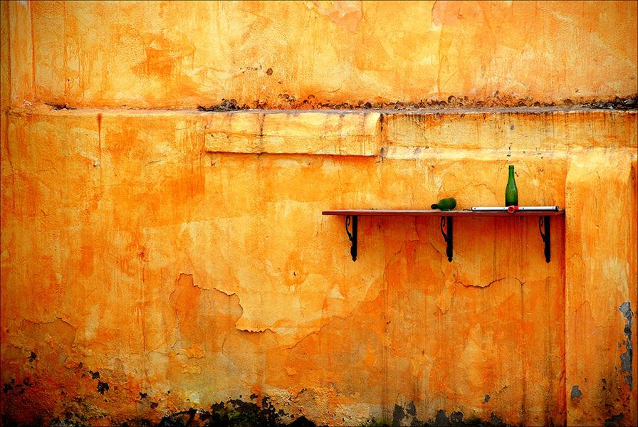 Áreas de color 1. Naranja