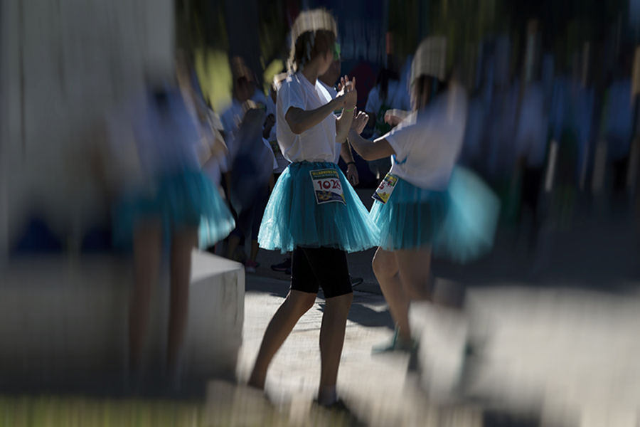 Bailar antes de correr