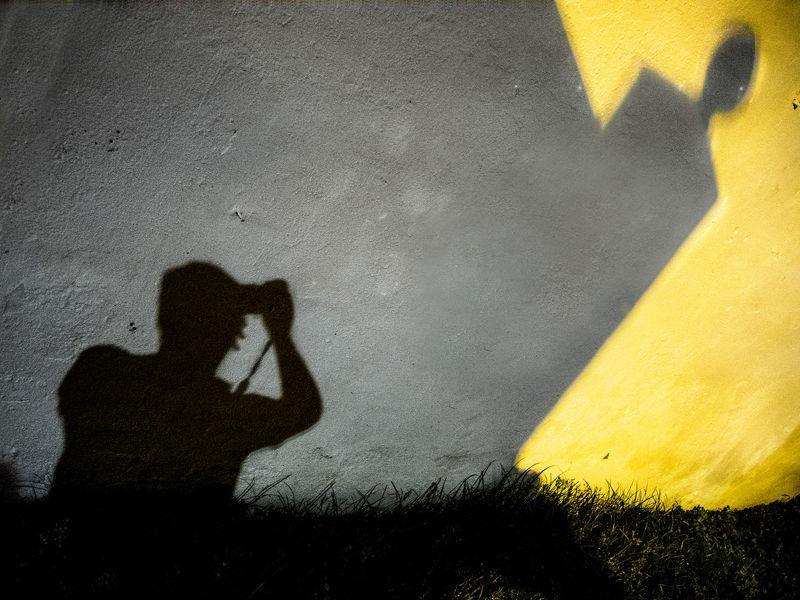 Cazando sombras