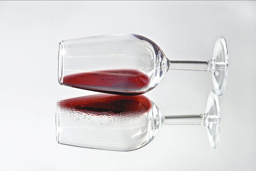Copa con Rioja