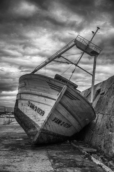 Barco a la deriva