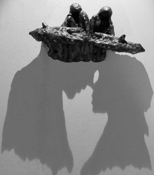 Dos Amantes en la Sombra
