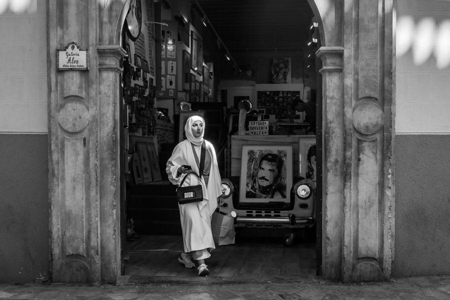 De compras en el Albaycin