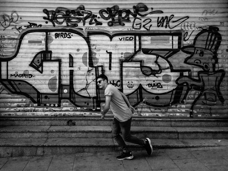Grafitti lives