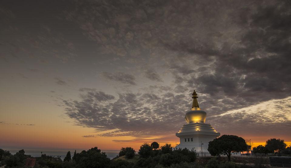 La Estupa de Benalmadena
