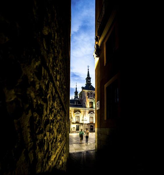 Calle del Codo.Un lugar donde el silencio y la historia caminan