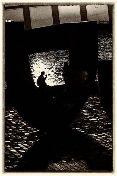 Amor a contra luz