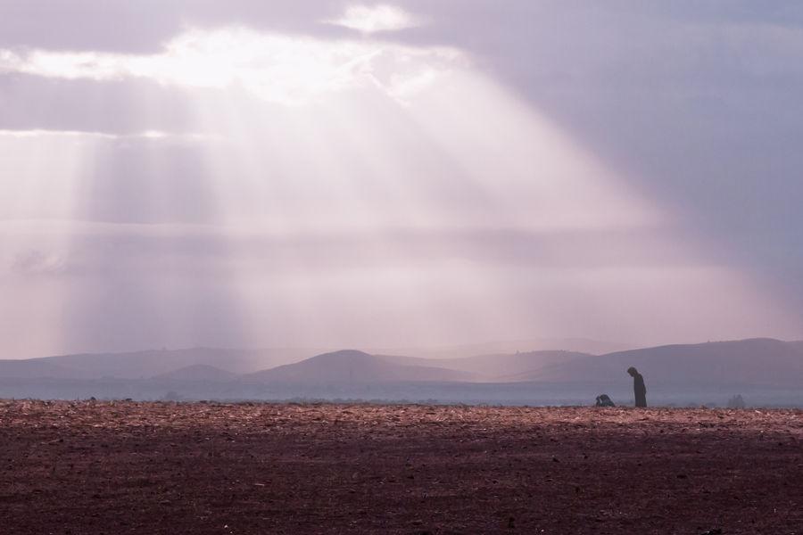 Primera oracion en Marruecos