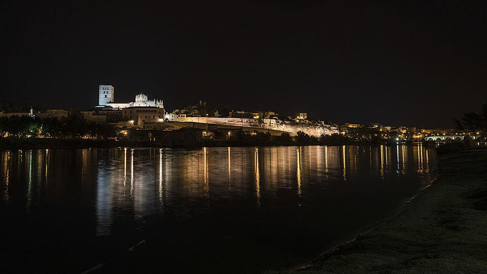 Nocturna en Zamora