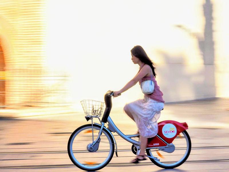 Bicicleando