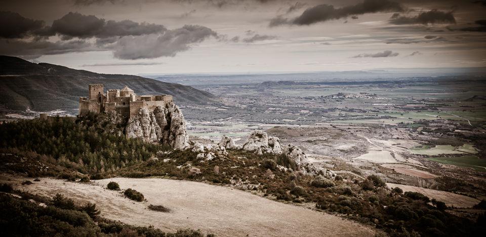 Paisaje Huesca