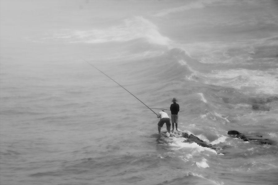 Pesca de riesgo