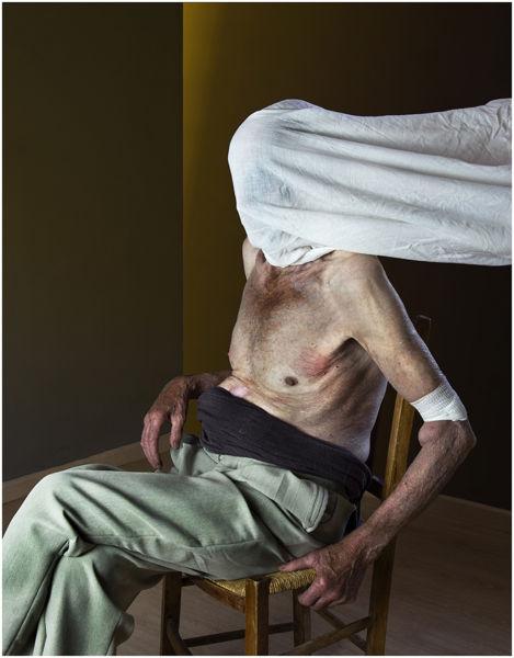 """Apropiacionismo """"Posible retrato de viejo anónimo"""""""