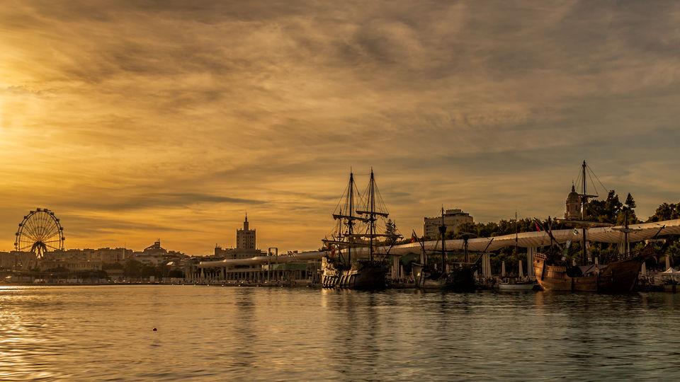 Tres Naves Históricas
