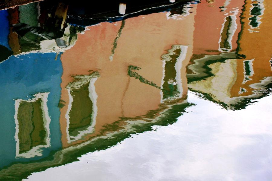 Reflejo en Murano
