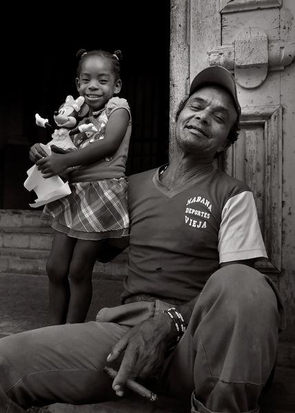 Retrato en La Habana