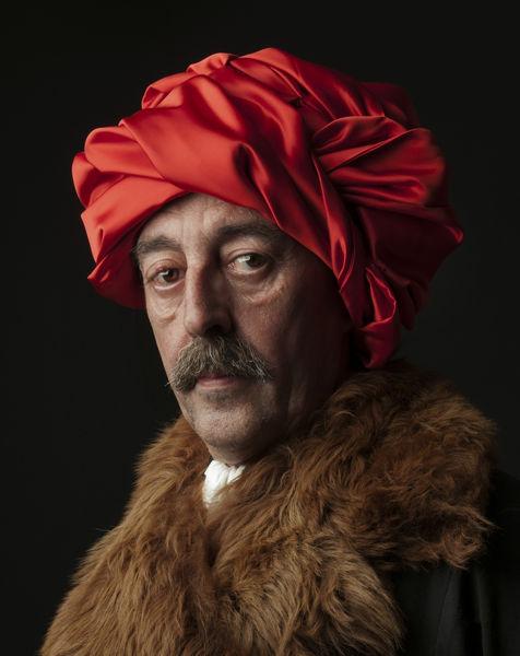 Un caballero holandés