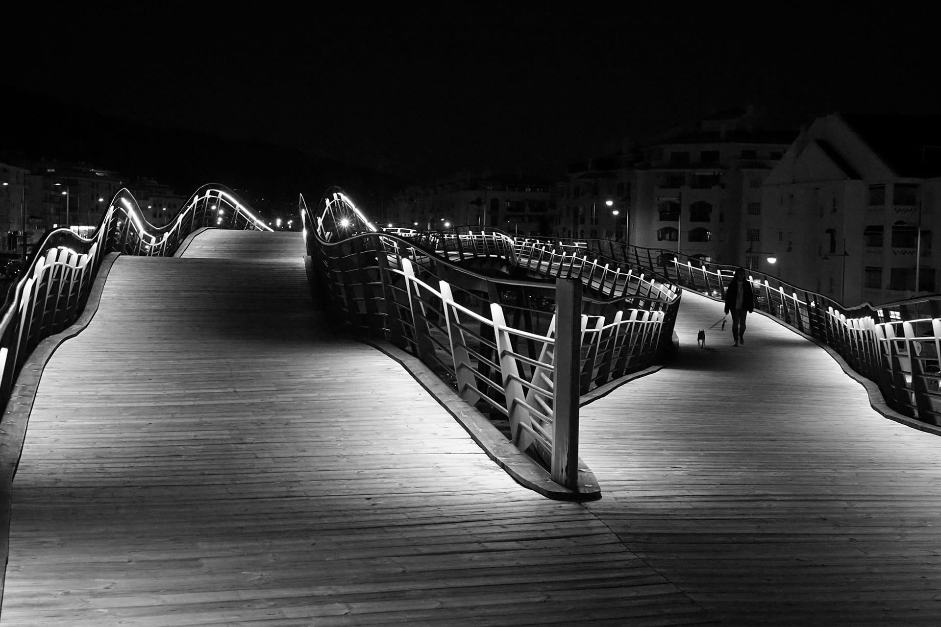 Uniendo puentes