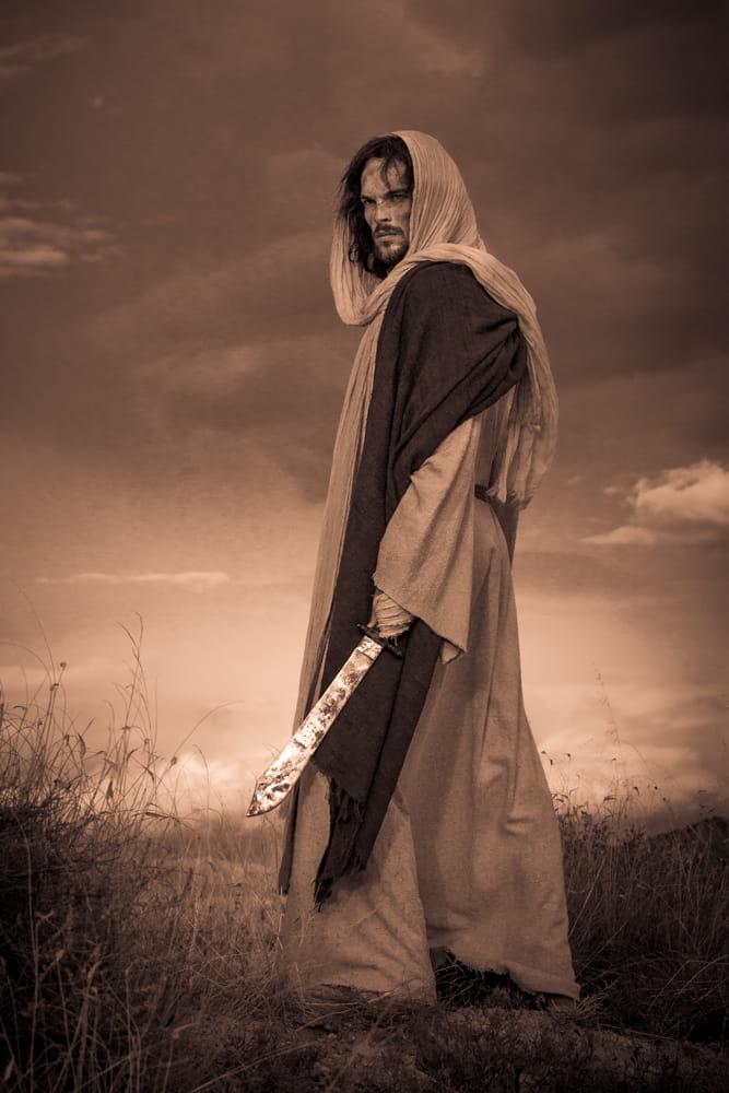 JESÚS DE NAZARET (AÑO 33 APROX.)
