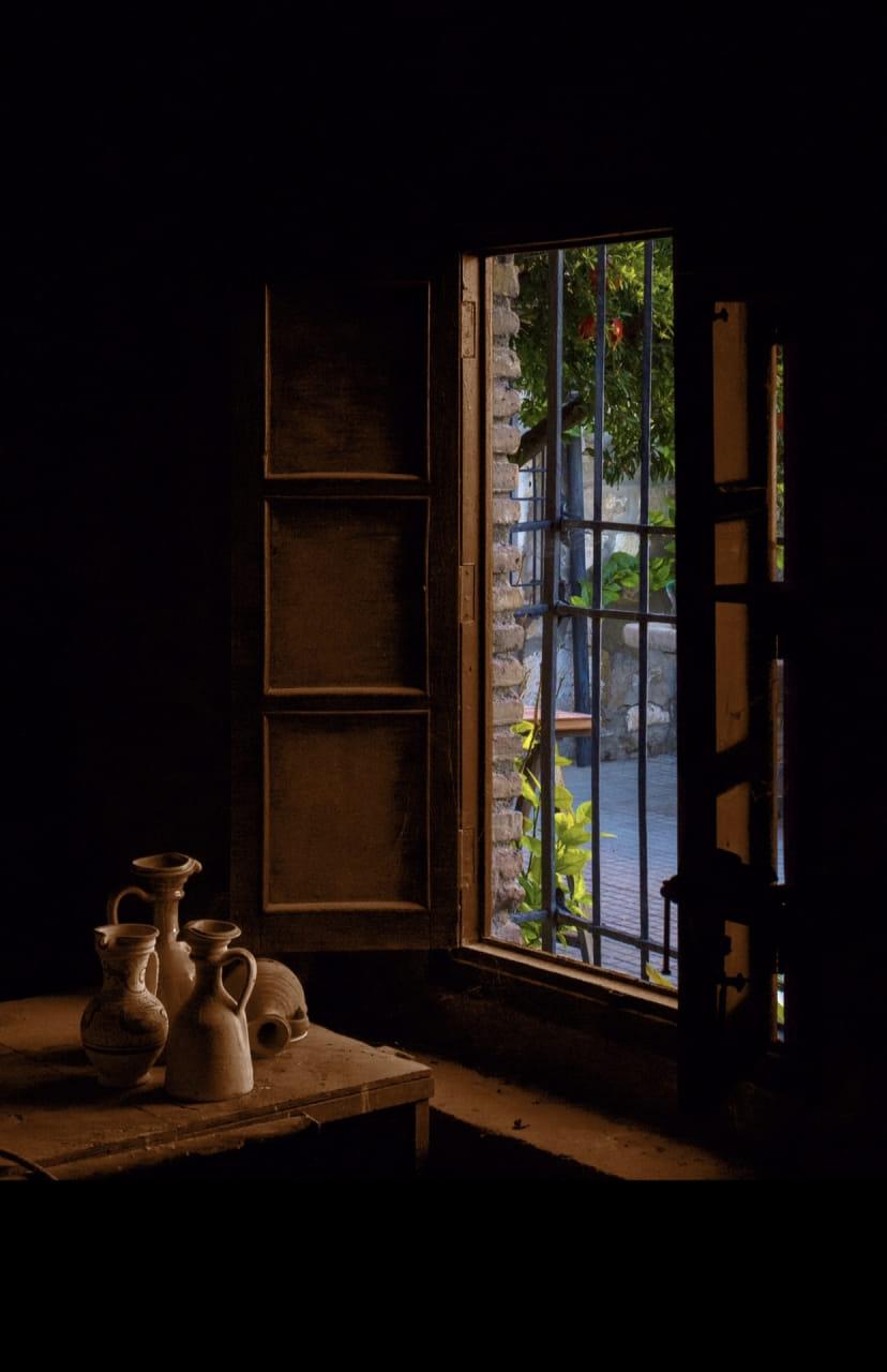 La ventana del Alfarero