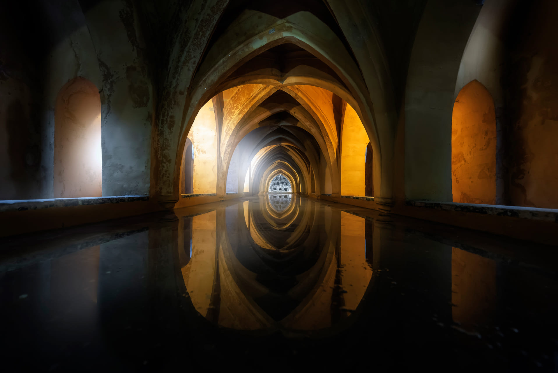 Sevilla tiene una luz especial