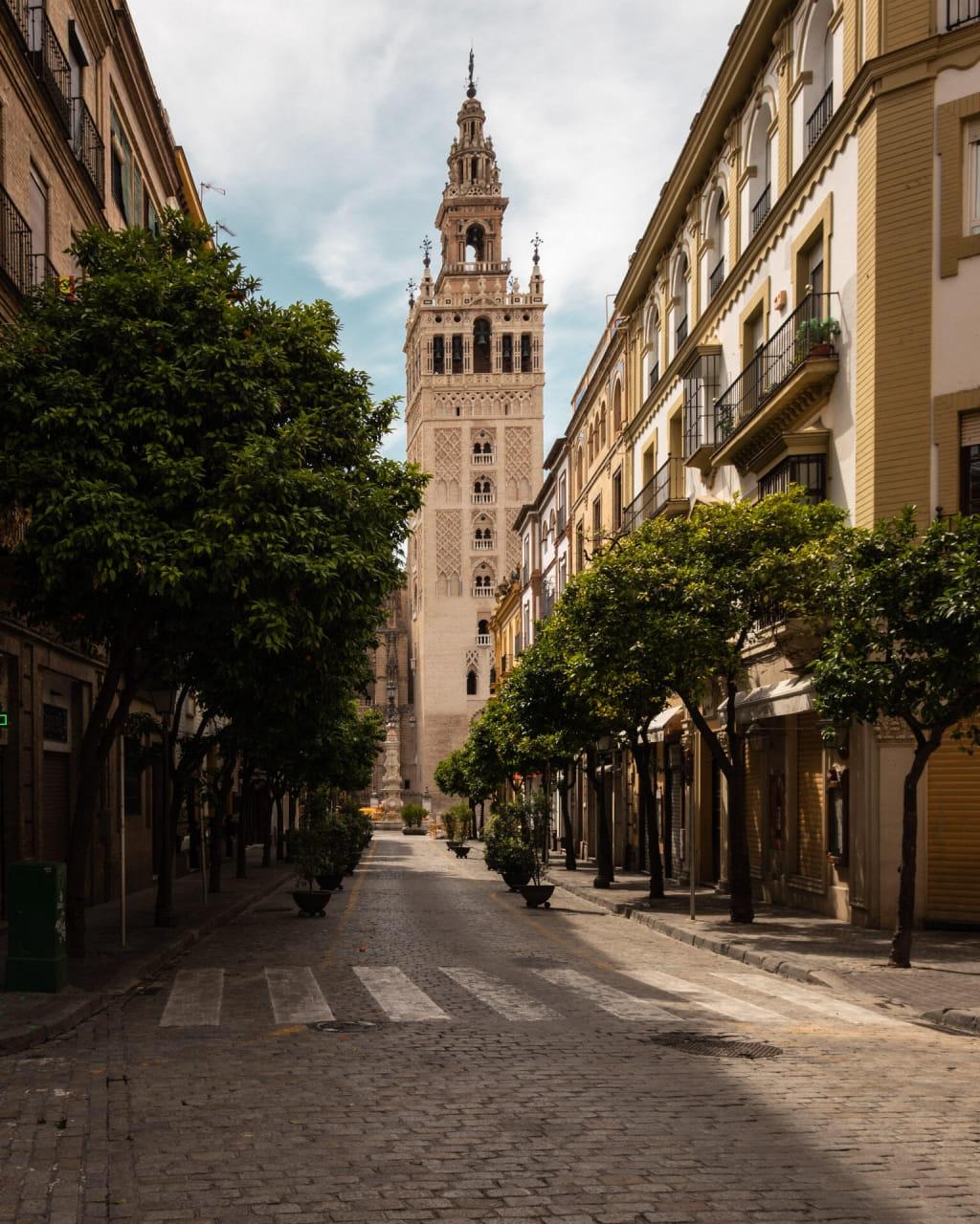 Sevilla Confinada