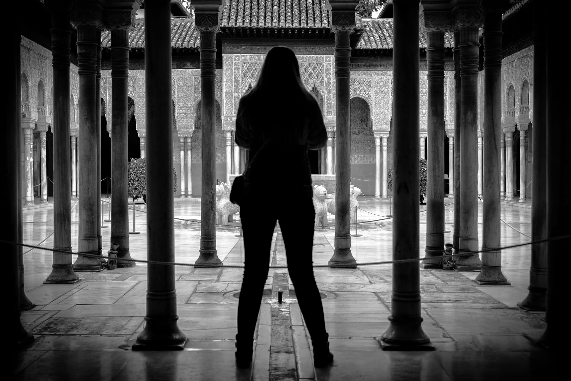 Pilares de Alhambra