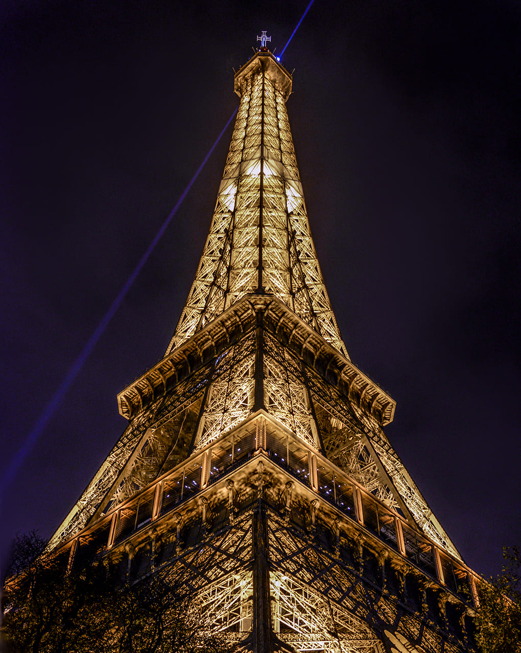 A los pies de Eiffel