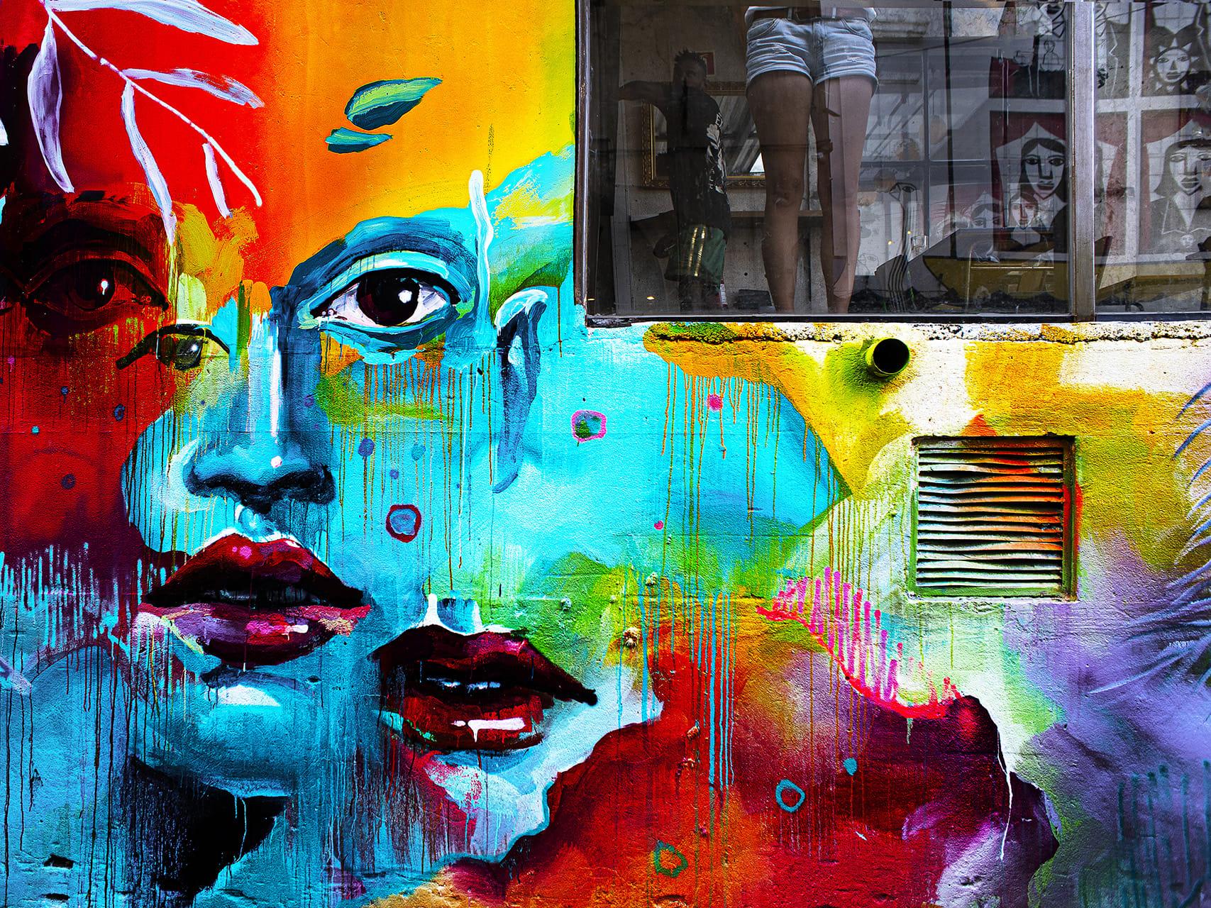 Arte Urbano Inacabado