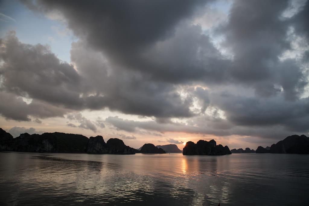 Bahía de halong.Vietnam
