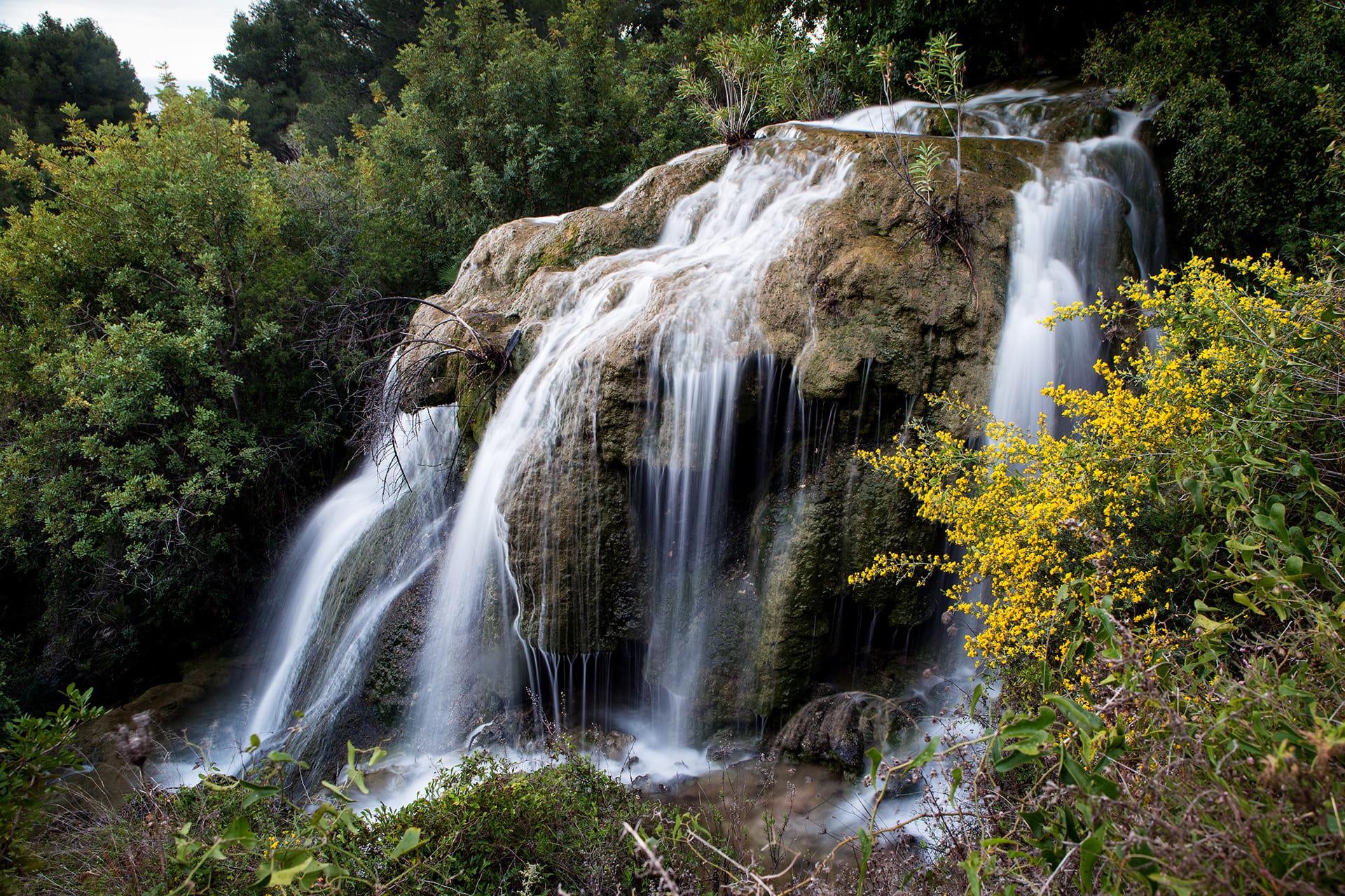 Cascada de Camoján