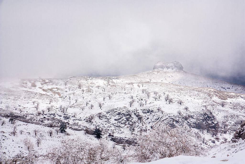 Cerro Alcazaba - Sierra de las Nieves