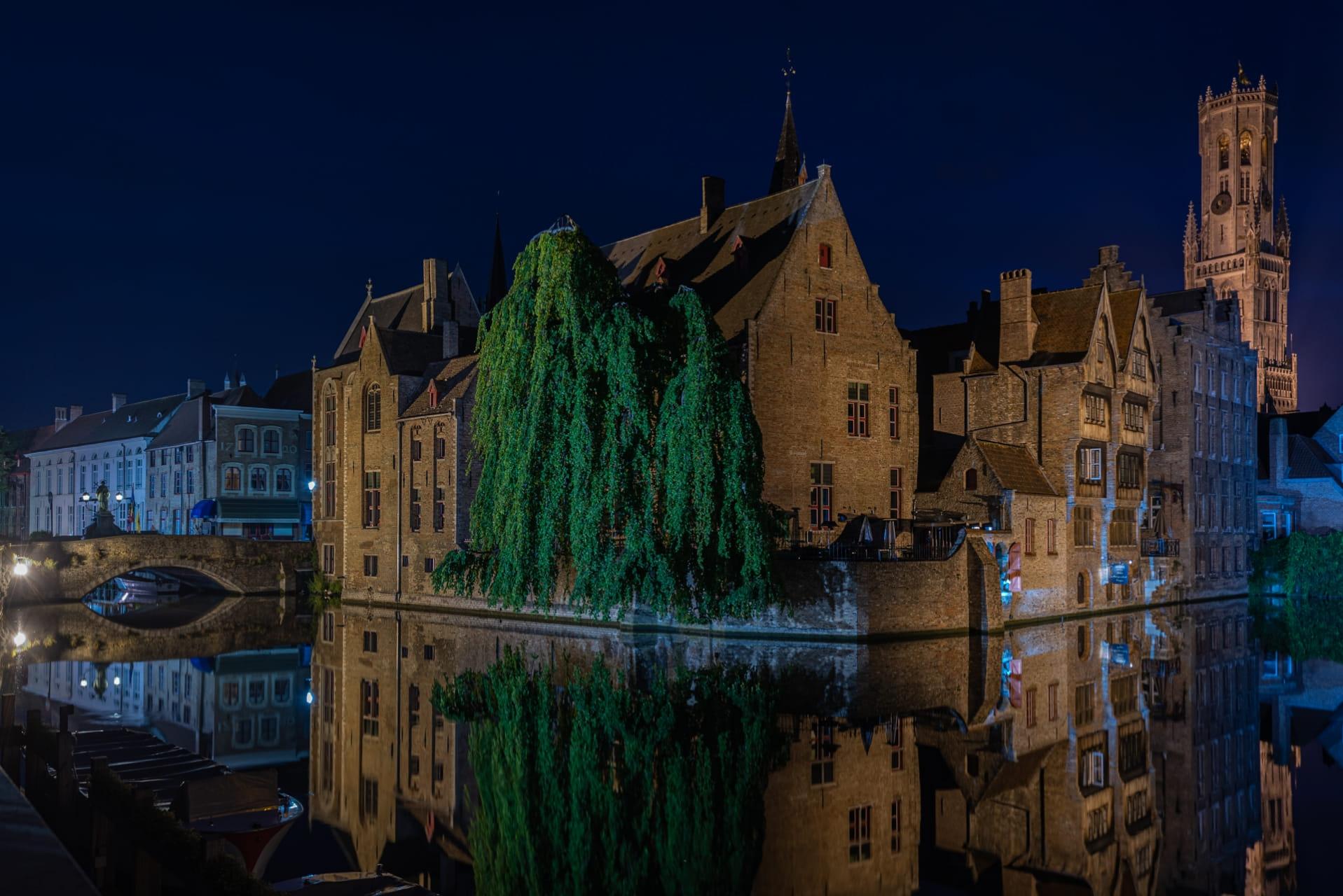 Brugge Ciudad Encantada
