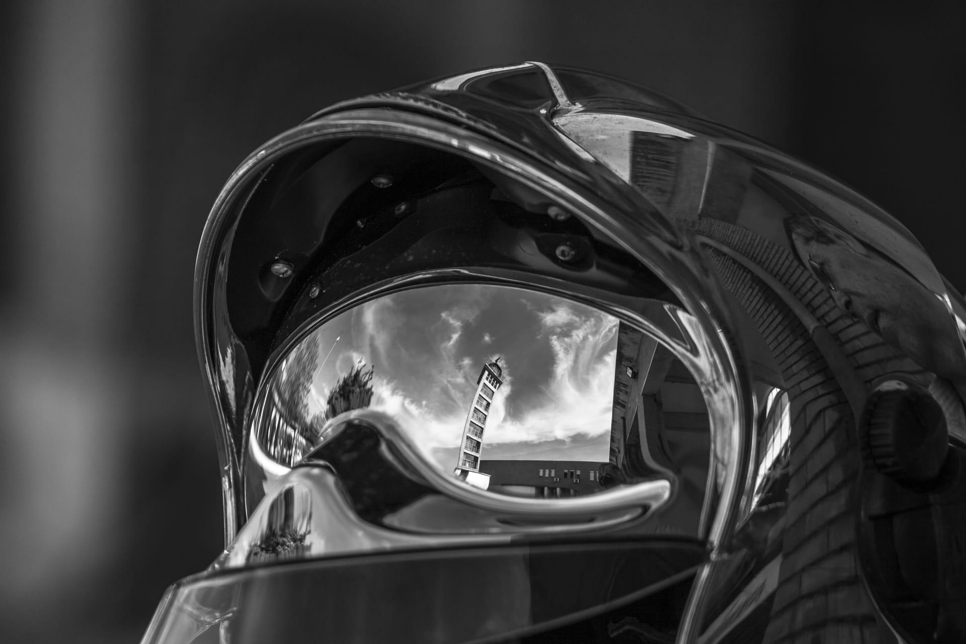 En el casco