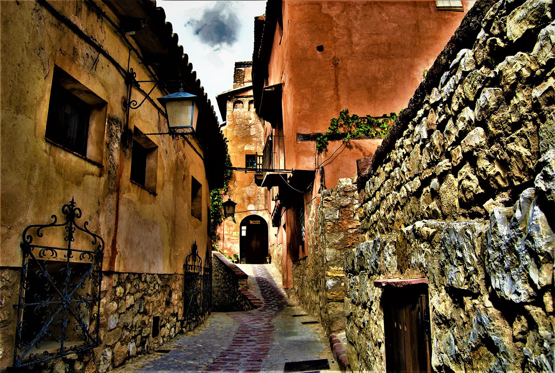 Albarracin Teruel