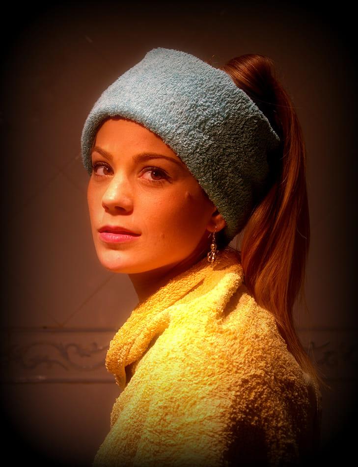 La joven Lorena