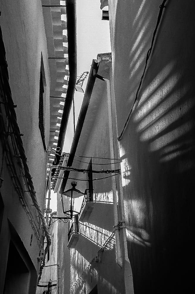 Sol y sombras