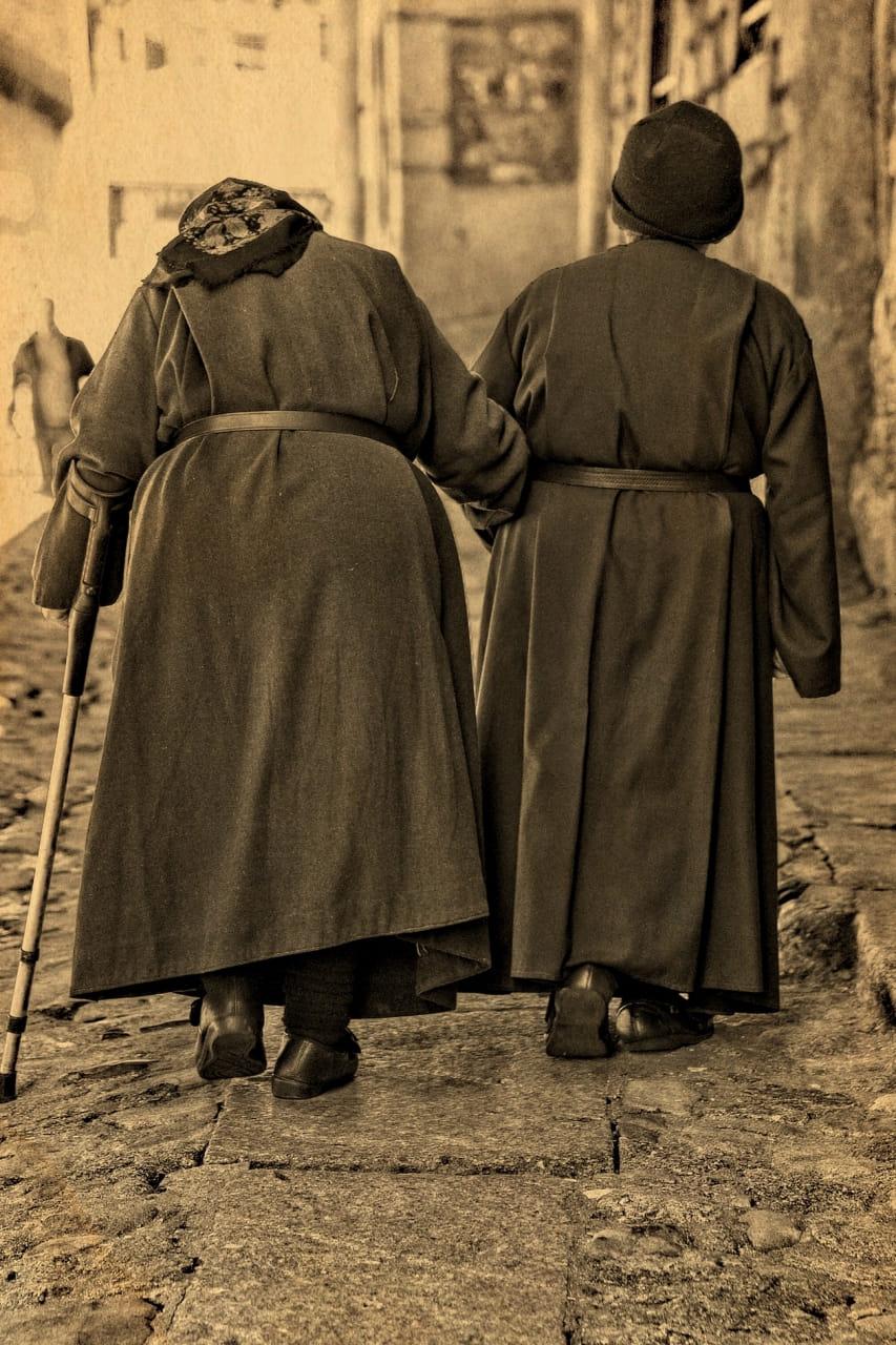 Monjas ancianas 2