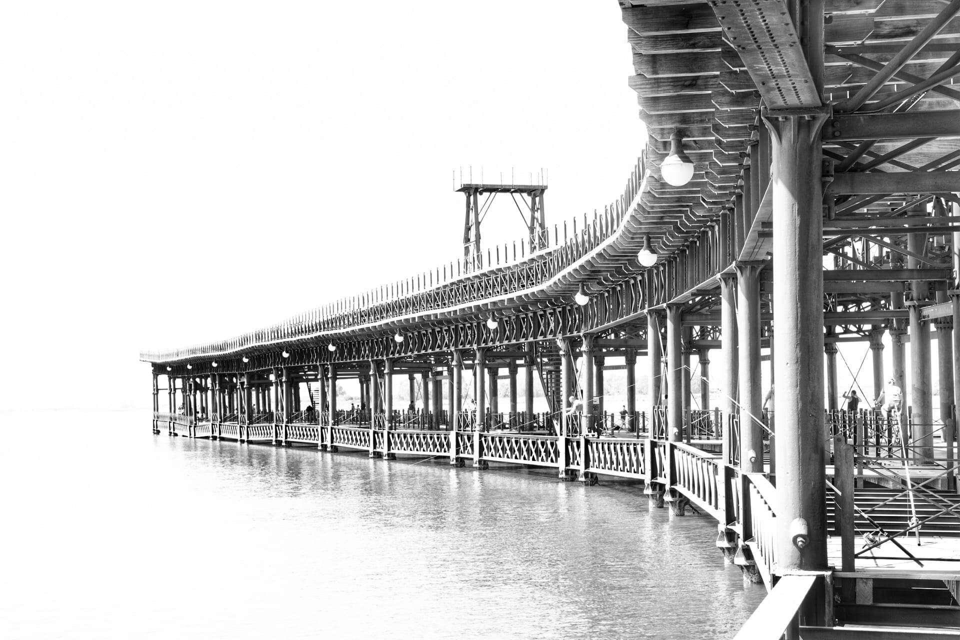Muelle de cobre