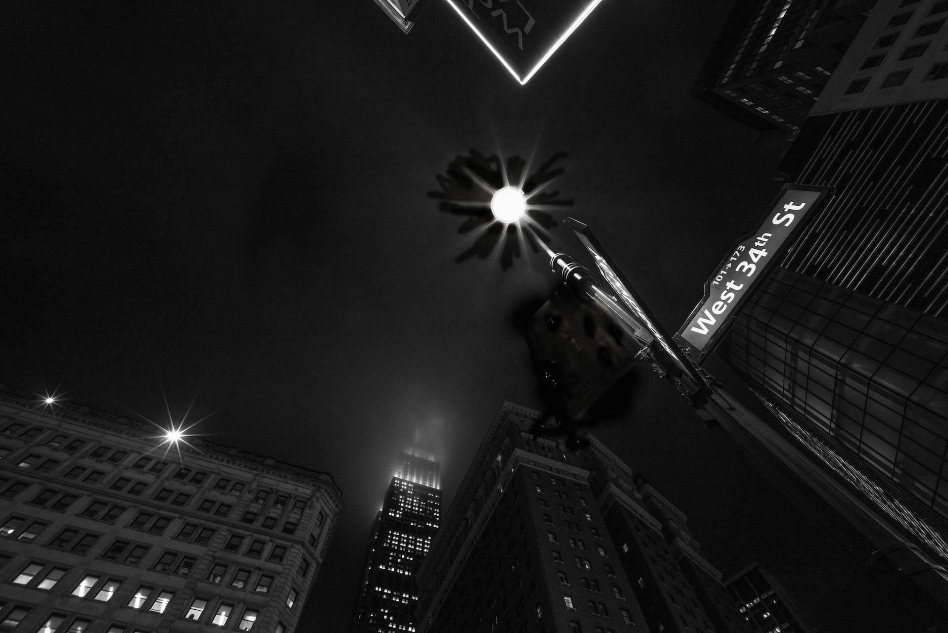 Nueva York la ciudad que nunca duerme